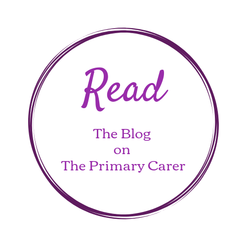 Read the Blog on the Primary Carer