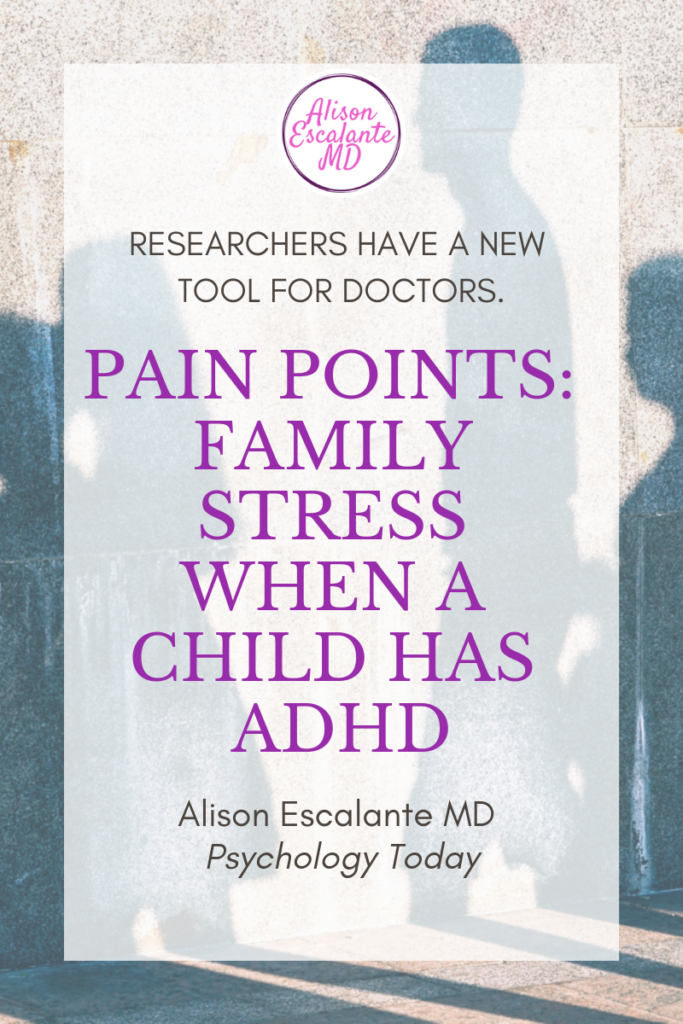 Families are stressed out when they have a child with ADHD. But now, researchers have created a new tool to help doctors support these families. #ADHD #parentingtips #mentalhealth #education
