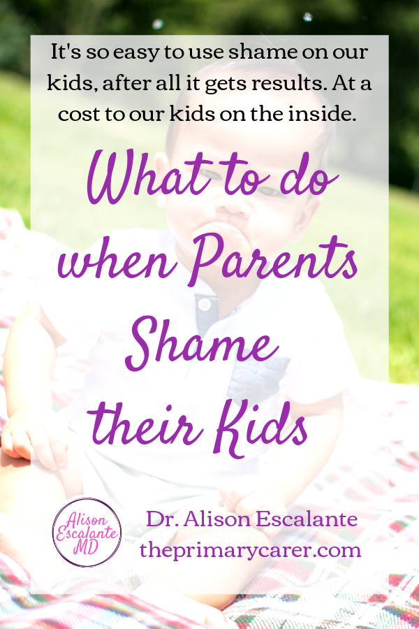 Shame Works to Control Kids. But it causes problems inside them, and there is another way. #parentingtips #parentinghacks #motherhood #fatherhood #shouldstorm