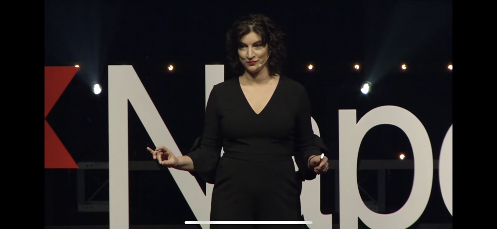 Alison Escalante MD at TEDx