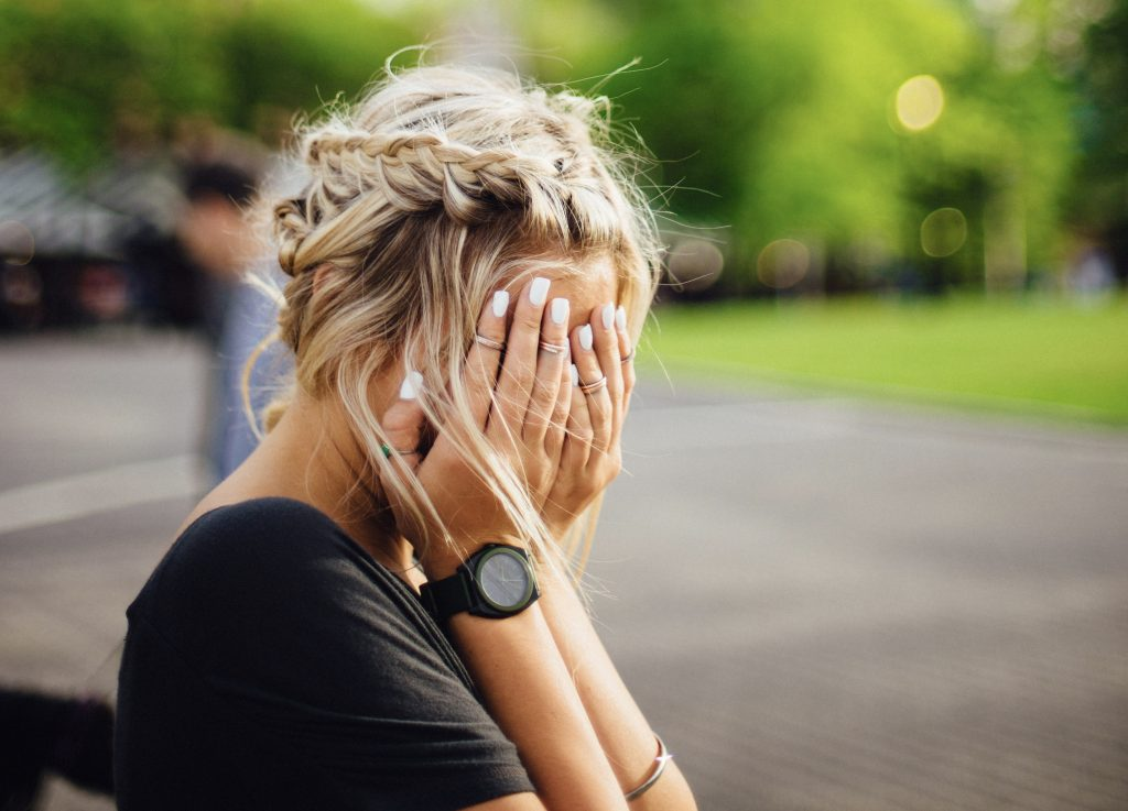 Mom rage is something moms don't talk about. The ShouldStorm tells us we should be patient all the time. But moms feel anger and it's normal. #momguilt #parenting #parentingtips